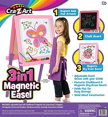 Cra-Z-Art 3-in-1 Magnetic Art Easel