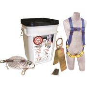 CAPITAL SAFETY GROUP USA Roofer's Anchor Kit