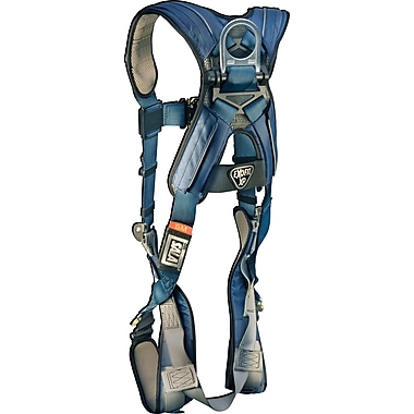 CAPITAL SAFETY GROUP USA Polyester Full Body Vest Style Harness Large