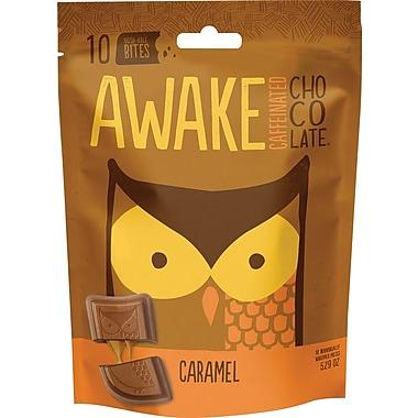 Awake Caffeinated Chocolate™ Caramel Chocolate Bites, 5.29 oz. Bag, 6/Ct