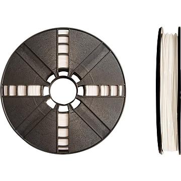 MakerBot True White PLA Filament (Large Spool), 68.9 Mil