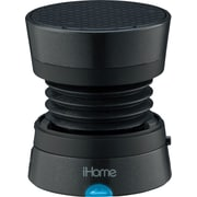 iHome iM70 Rechargeable Mini Speaker, Black