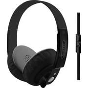 Sentry Platinum Headphones, Black
