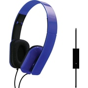 Sentry Folding Headphones, Blue
