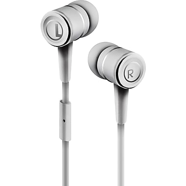 Sentry Goldpro Earbuds, White/Silver
