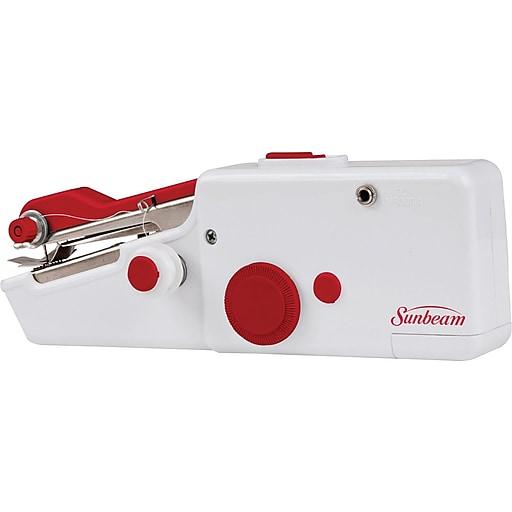 Sunbeam Handheld Sewing Machine
