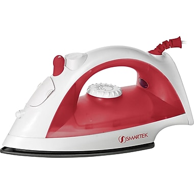 Smartek Full Function Steam Iron, Red