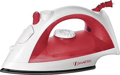 Smartek Full Function Steam Iron, Red