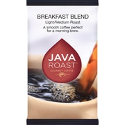 Java Roast Gourmet Breakfast Blend Ground Coffee, Regular, 1.75 oz., 42 Packets
