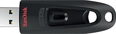 SanDisk Ultra 256GB USB 3.0 Flash Drive Black (SDCZ48-256G-A46)