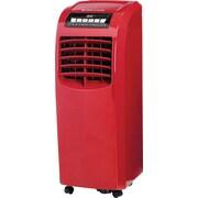 Cool Living 10,000BTU Portable AC / Dehumidifier & Fan - Red