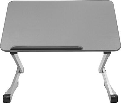 4LT Standing Desk Top Extender Riser, GREY