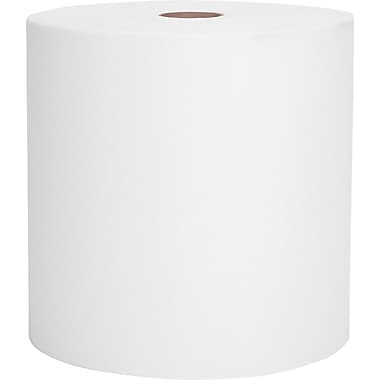 Scott® High Capacity Hard Roll Paper Towels, 1,000'/Roll, 6 Rolls/Case (01005)