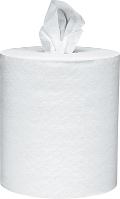 Scott® Center Pull Paper Towels with Fast-Drying Absorbency Pockets, 4 Rolls/Case, 500 Sheets/Roll (01051)