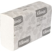 Kleenex® Multifold Paper Towels, White, 150 Sheets/Pack, 2400/Case (1890)