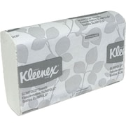 Kleenex® Slimfold* Kimberly Clark Paper Towels with Premium Absorbency Pockets, 90 Sheets/Pack, 24 Packs/Case (04442)