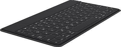Logitech Keys-to-Go Ultra-portable Keyboard For Tablet/iPad, Black (920-006701)