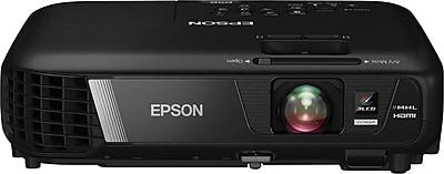 Epson EX7240 Pro Wireless WXGA 3LCD Projector, Black