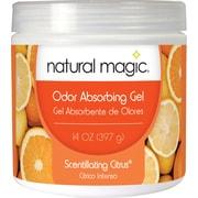 Natural Magic® Odor Absorbing Gel, Scentillating Citrus