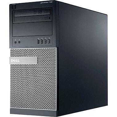 Dell Tower Model # GX790 Intel Core I5-2400 (3.1Ghz), 8Gb Ram, 1TB HDD, DVD-RW, Windows 10 Pro, Refurbished