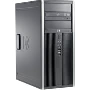 HP – Elite tour modèle 8200 Intel Core i5-2400 3,1 Ghz, RAM 6 Go, DD 1 To, DVD-RW, Windows 10 Pro, remis à neuf