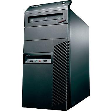 IBM/Lenovo Tower Model # M81 Intel Core I3-2100 (3.1Ghz), 4GB Ram, 500GB HDD, DVD-RW, Windows 10 Pro, Refurbished