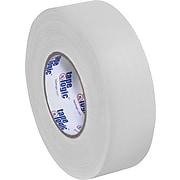 "Tape Logic 2"" x 60 yds. x 11 mil Gaffers Tape,  White,  3/Pk"