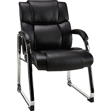 Staples Sonada Bonded Leather Guest Chair