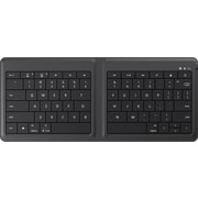 Microsoft Universal Foldable Keyboard, Bluetooth Mobile Keyboard, Black (GU5-00001)