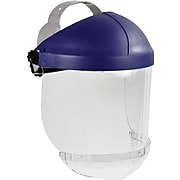 3M™ Ratchet Headgear with 3M™ Clear Chin Protector HCP8, Visor Not Included (82521-10000)