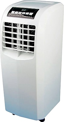 Cool Living 10,000BTU Portable AC / Dehumidifier & Fan - White