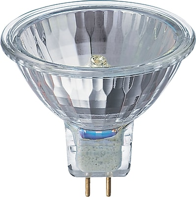 Philips Halogen MRC16 Lamp, 8° Spot, 35 Watts, 20PK