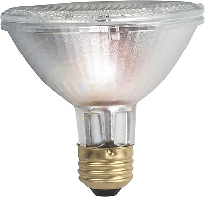 Philips Halogen PAR30S Lamp, 25° Flood, 50 Watts, 15PK