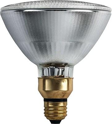 Philips Halogen PAR38 Lamp, 25° Flood, 55 Watts, 12PK