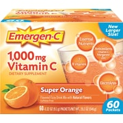 Emergen-C Super Orange 9.3 Oz. 60/Pack