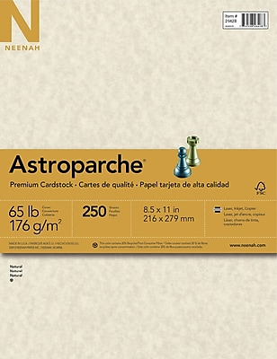 Astroparche Cardstock, 8.5