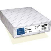 "CRANES BOND® Writing Paper, 8 1/2"" x 11"", Ivory, 500/Ream"