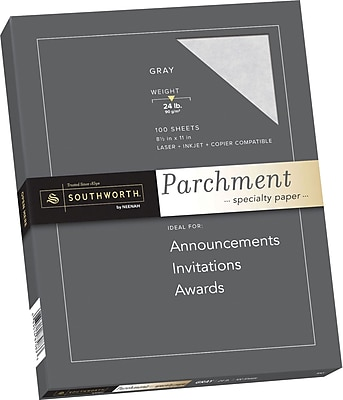 Southworth Parchment Specialty Paper 8.5