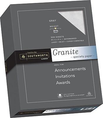 Southworth Granite Specialty Paper, 8.5