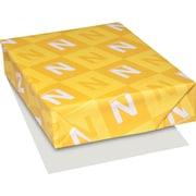 """EXACT® Vellum Bristol Cardstock, 8 1/2"""" x 11"""", 67 lb., Semi-smooth Finish, Gray, 250/Pack"""
