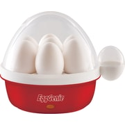 Big Boss Genie Electric Egg Cooker, Red