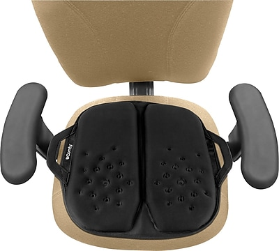 Ucomfy Optimal Gel+Foam Chair Comfort Cushion for Home, Car, Stadium or Office Chair - As Seen on TV