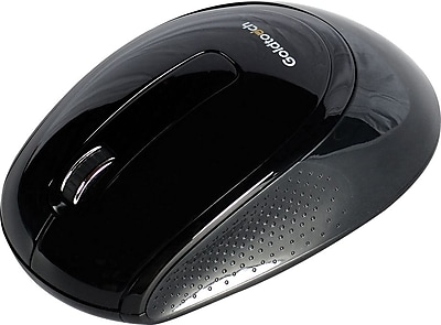Goldtouch Wireless Ambidextrous Mouse, Black