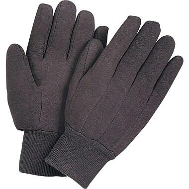 Wells Lamont Brown 12/Pack Jersey Glove