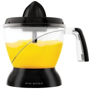 Big Boss Citrus Juicer, Black by