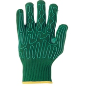 Wells Lamont Green Fiberglass & Stainless Steel Cut Resistant Gloves, Right Hand