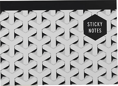 Paperchase Get Organized, Sticky Notes, 7.2