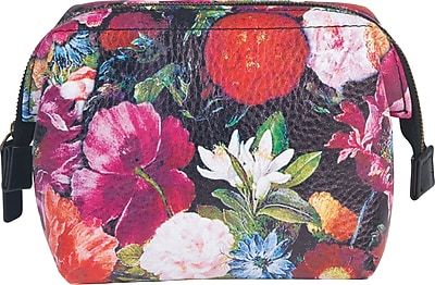 Paperchase Dark Romance Cosmetic Case, 5.9 x 4.5 x 3.1