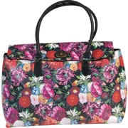 "Paperchase Dark Romance Weekend Bag, 17.55"" x 7.41"" x 11.7"""