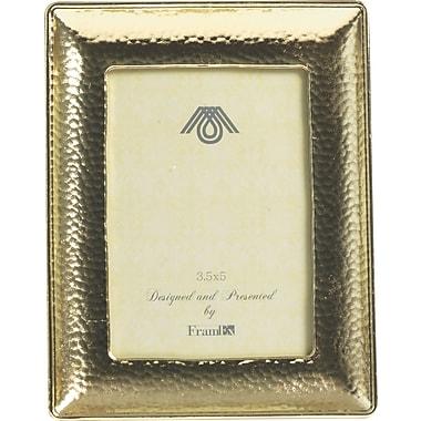 Paperchase Dark Romance Metal Gold Frame, 6.7